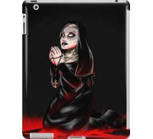 Gothic Nun iPad Case/Skin
