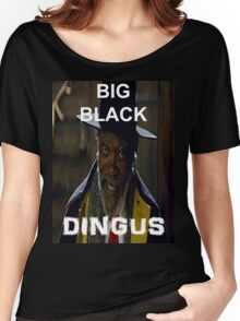 "The Hateful Eight - ""Big Black Dingus"" Women's Relaxed Fit T-Shirt"