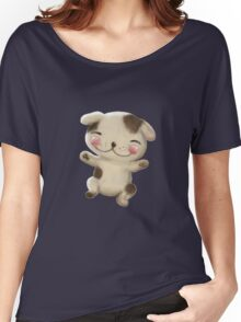 Wee Puppy Women's Relaxed Fit T-Shirt