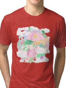 Nintendo Makin it rain! Tri-blend T-Shirt