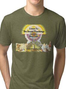 The Secret Teachings - Alchemical Logo (Shirts & Sweaters) Tri-blend T-Shirt