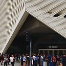 AT THE BROAD by Paul Quixote Alleyne