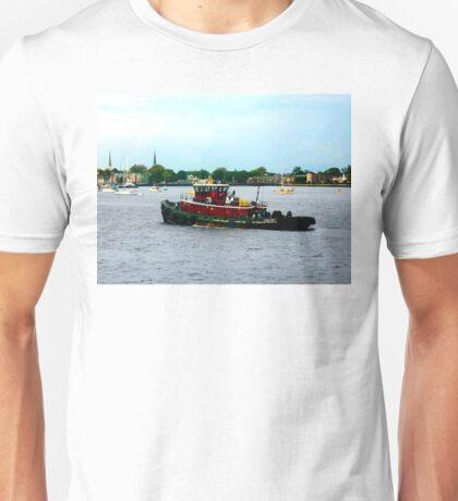 Tugboat Norfolk VA Unisex T-Shirt