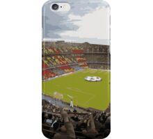 FC BARCELONA - CAMP NOU iPhone Case/Skin