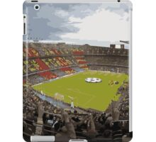 FC BARCELONA - CAMP NOU iPad Case/Skin