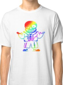 under tale color Classic T-Shirt
