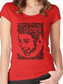Steve-o Women's Fitted Scoop T-Shirt