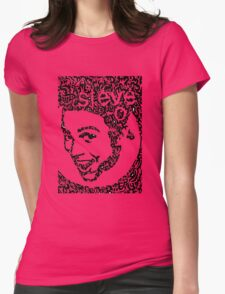 Steve-o Womens Fitted T-Shirt