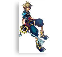 Kingdom Hearts - Sora Metal Print