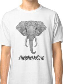 #HelpHemoSave Classic T-Shirt