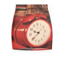 Red Alarm Clock 3 - Macro Photography Mini Skirt