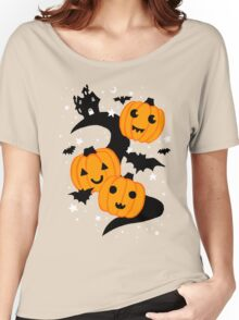 Haunted Lane Women's Relaxed Fit T-Shirt