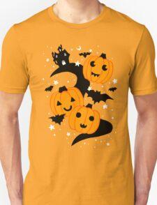 Haunted Lane Unisex T-Shirt