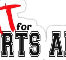 Slut for Sports Anime, Sticker