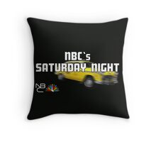 Live from New York, it's... Throw Pillow