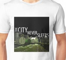 City Never Sleeps Unisex T-Shirt