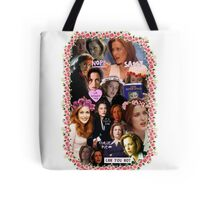 X-files Dana Scully - Collage Part 2 Tote Bag