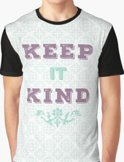 Keep it Kind Graphic T-Shirt
