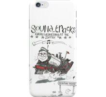 Scotto Soundtracks iPhone Case/Skin