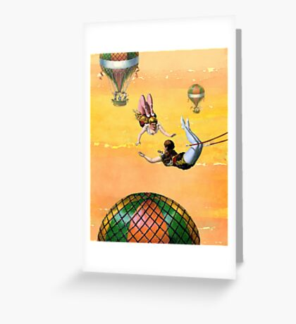Flyers Greeting Card
