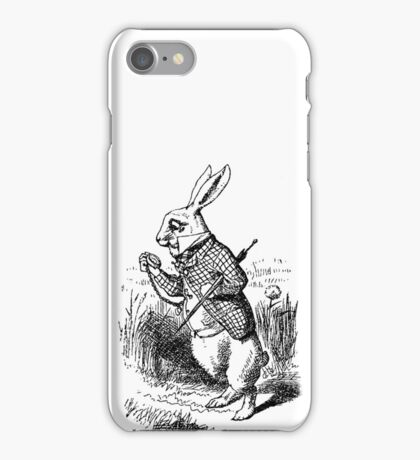 The White Rabbit Phone case  iPhone Case/Skin