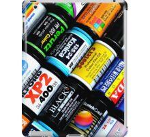Film Cassettes iPad Case/Skin