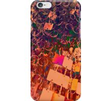 Abstract Chandelier iPhone Case/Skin