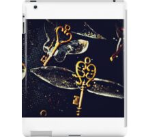 Harry Potter Inspired Flying Keys iPad Case/Skin