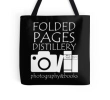 Folded Pages Distillery Tote Bag