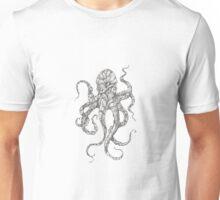 Steampunk Octopus Unisex T-Shirt