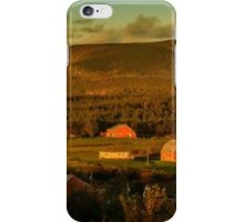 Evening is Coming to Cheticamp iPhone Case/Skin