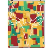Deer Outline iPad Case/Skin