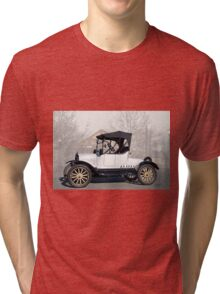 1920 Ford Model T Runabout Tri-blend T-Shirt