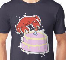 Crab Cakes Unisex T-Shirt