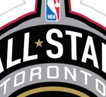 NBA All Star Game Toronto Sticker