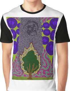 Burning Bush Graphic T-Shirt