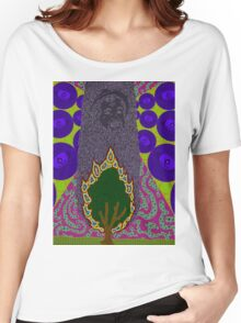 Burning Bush Women's Relaxed Fit T-Shirt