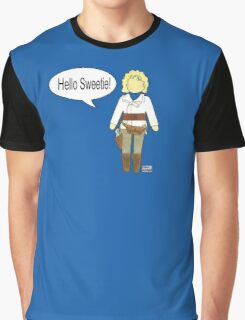 Doctor Who - River Song Graphic T-Shirt