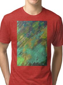 The Tranquil Sea Tri-blend T-Shirt
