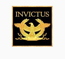 Invictus Eagle on Black Unisex T-Shirt