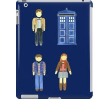 Doctor Who 11 Characters - Set #4 iPad Case/Skin