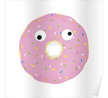 Donut Eat Me Poster