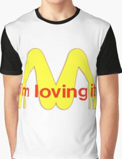 McLady Graphic T-Shirt