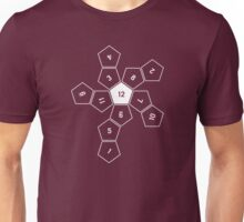 Unrolled D12 Unisex T-Shirt