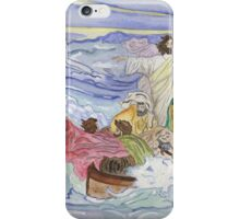 Jesus Calms the Storm iPhone Case/Skin
