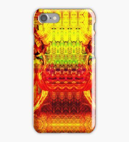 Brain Blaster. iPhone Case/Skin