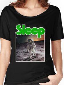 sleep band Women's Relaxed Fit T-Shirt