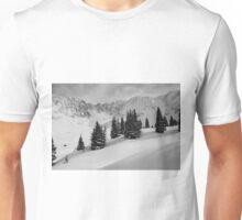 Mayflower Gulch Monochrome Unisex T-Shirt