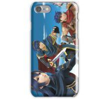 Super Smash Bros. Fire Emblem - Lucina, Marth, Ike iPhone Case/Skin