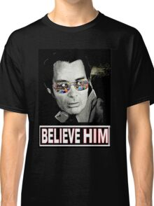 The Reverend Jim Jones of The Peoples Temple Classic T-Shirt